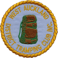 West Auckland Tramping Club Logo